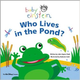 who lives in pond