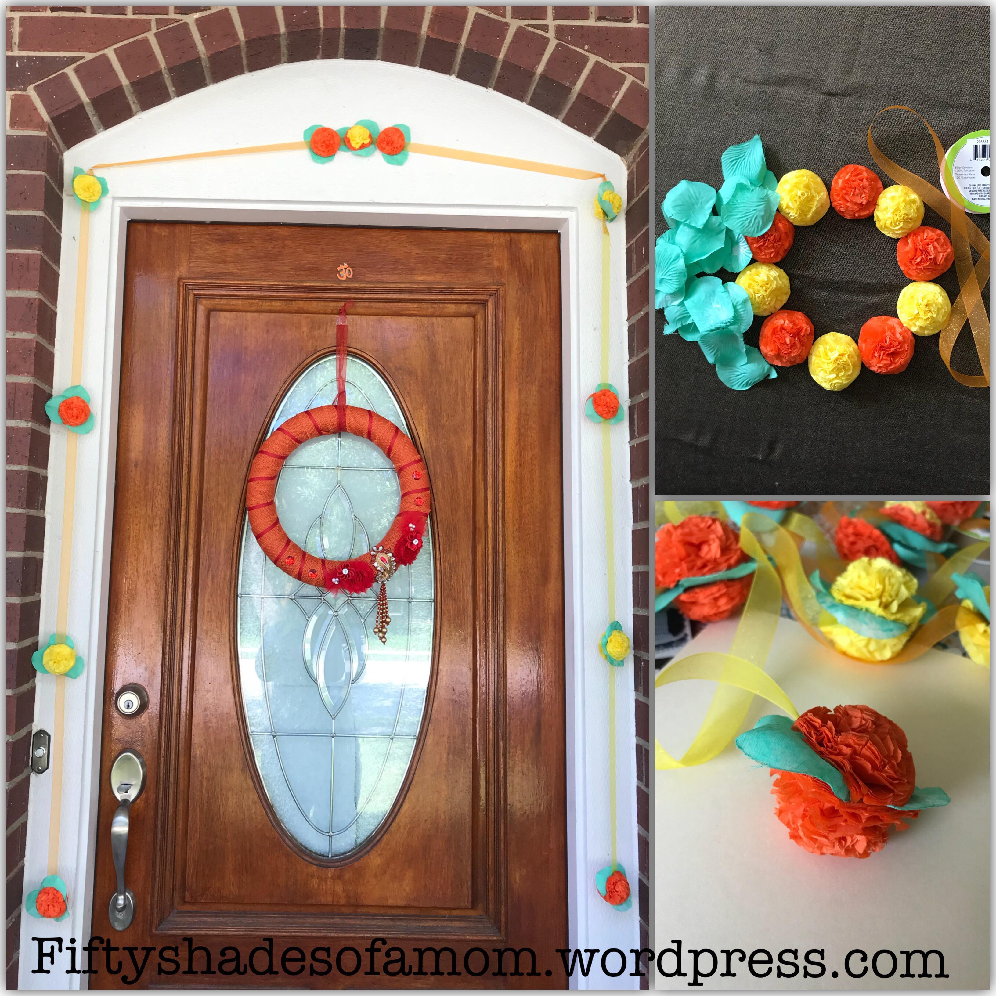 Diy Diwali Toran 50 Shades Of A Mom